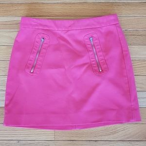 Gap Pink Mini Skirt size S